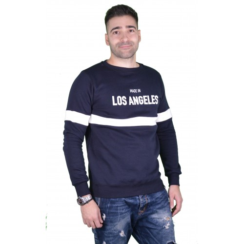57107-3 LA57 SWEATSHIRT - BLUE
