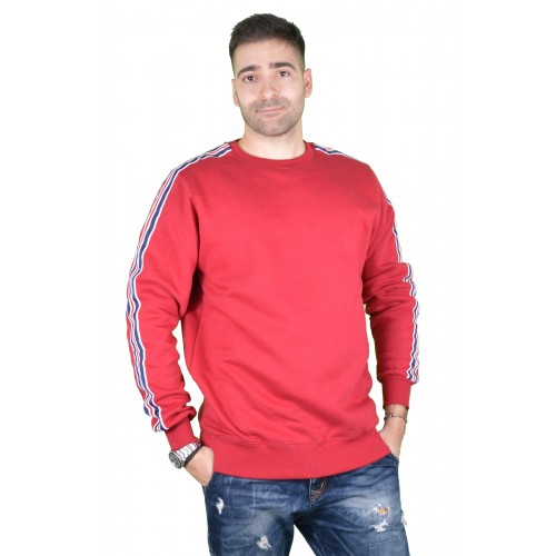 57110-4 LA57 SWEATSHIRT - RED