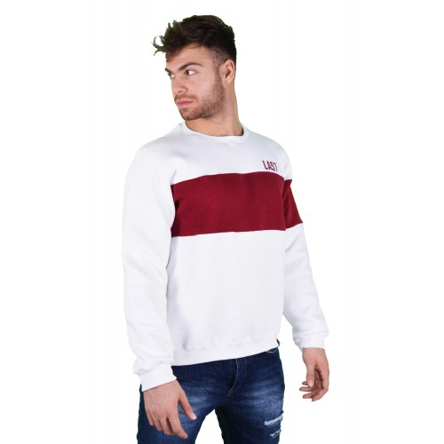 57124-2 LA57 SWEATSHIRT - WHITE